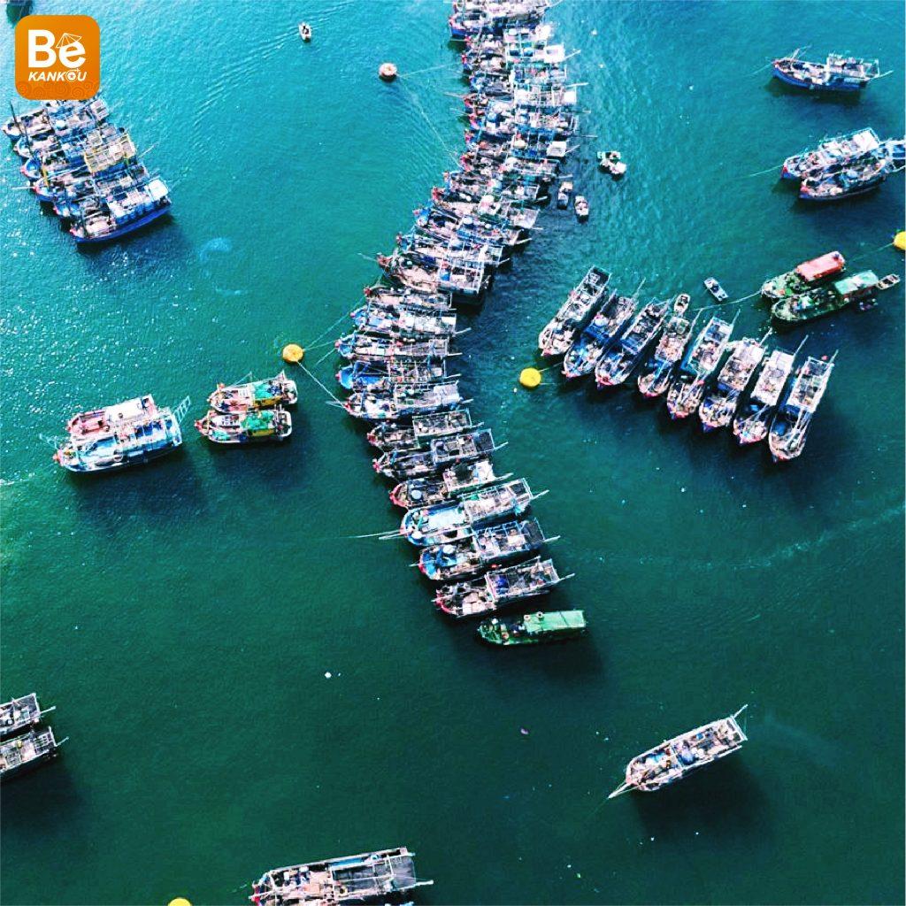 ベトナムのバック・ロン・ヴィ(Bach Long Vi)島の旅行体験-07