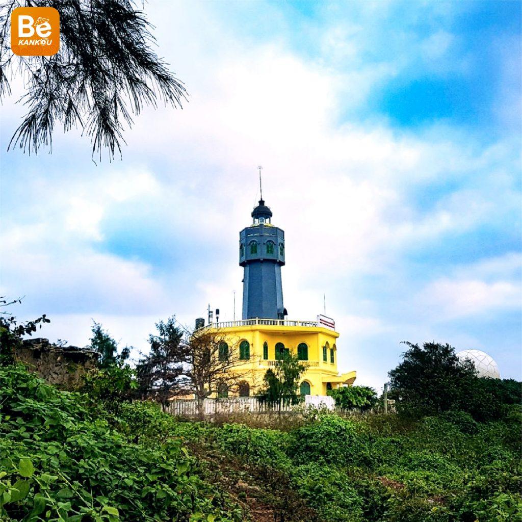 ベトナムのバック・ロン・ヴィ(Bach Long Vi)島の旅行体験-08