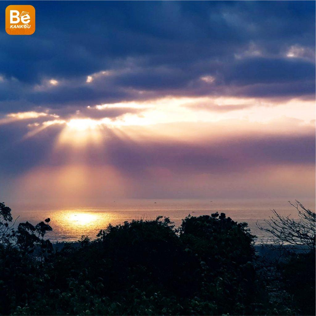 ベトナムのバック・ロン・ヴィ(Bach Long Vi)島の旅行体験-011