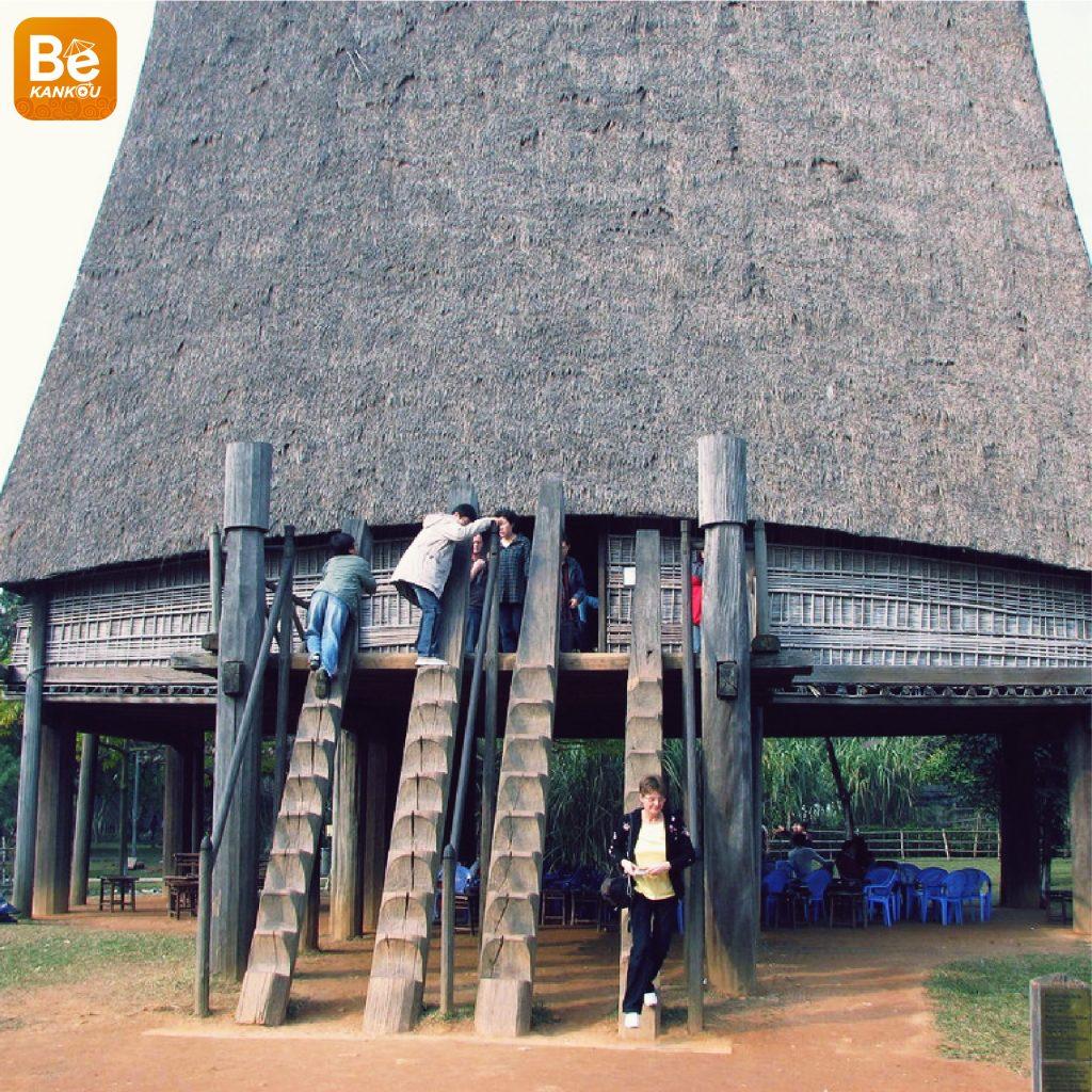 ベトナム民族学博物館:ハノイの魅力的な観光スポット6